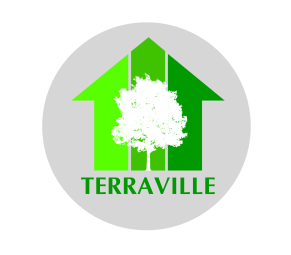 FINAL - Logo Terraville PNG (Gray)